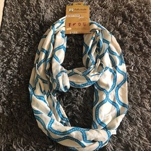 Full circle exchange infinity scarf - NWT